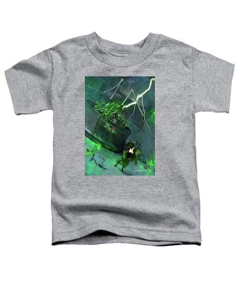 Raising The Dragon Toddler T-Shirt