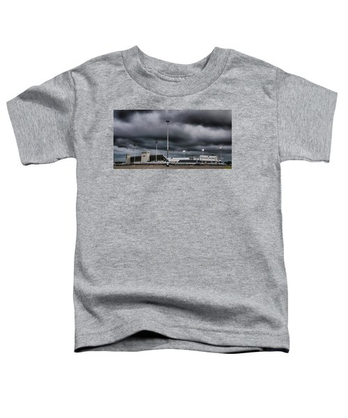Ralph Wilson Stadium 5803 Toddler T-Shirt