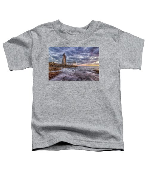 Ram Island Ledges Toddler T-Shirt