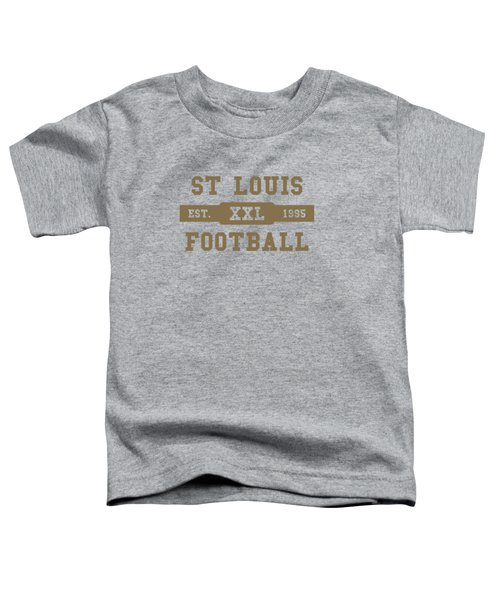 Rams Retro Shirt Toddler T-Shirt