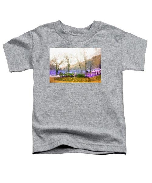 Rancho Los Rios Toddler T-Shirt