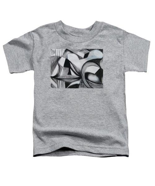 Random Shapes Toddler T-Shirt