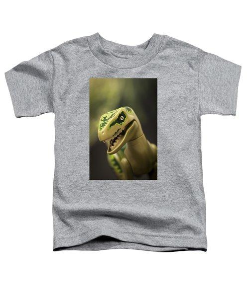 Raptor On The Hunt Toddler T-Shirt
