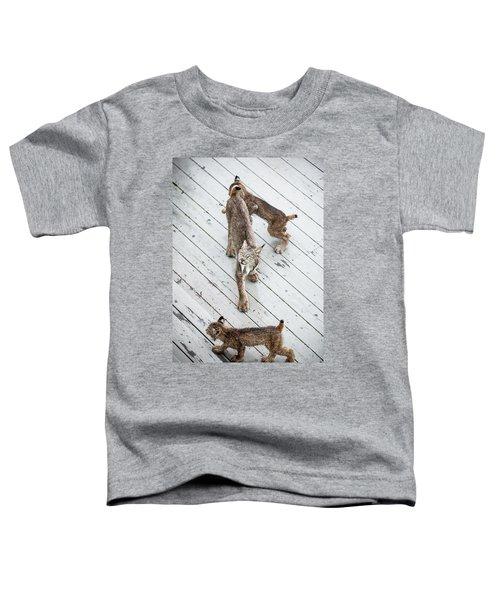 Always Scanning Toddler T-Shirt
