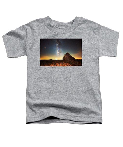 Rattlesnake Silo Barn Toddler T-Shirt