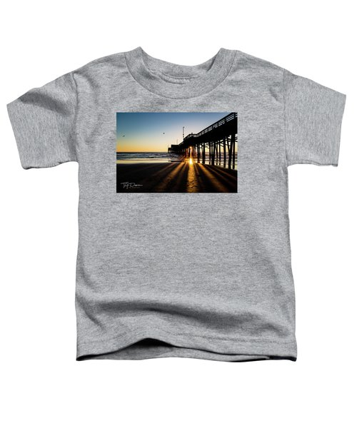 Rays Of Evening Toddler T-Shirt