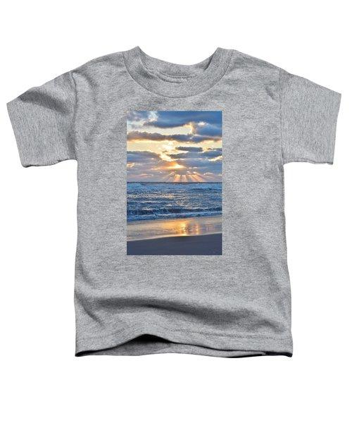 Rays Of Light  Toddler T-Shirt