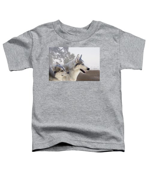 Ready Forthe Chase Toddler T-Shirt