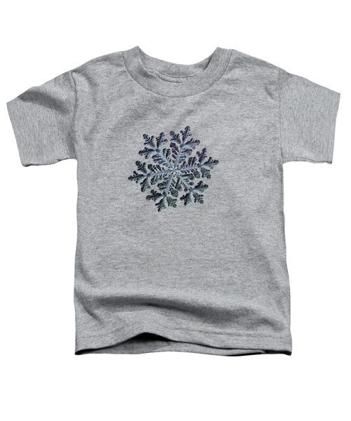 Real Snowflake - Hyperion Dark Toddler T-Shirt