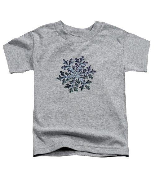 Real Snowflake - Hyperion Dark Toddler T-Shirt