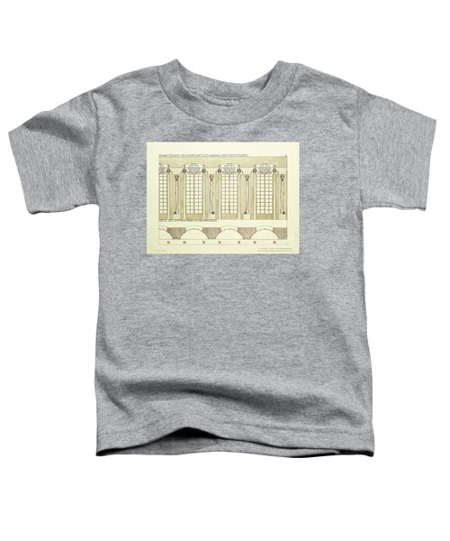 Reception And Music Room Toddler T-Shirt