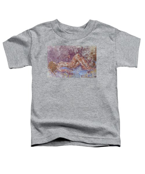 Recline Nude Toddler T-Shirt
