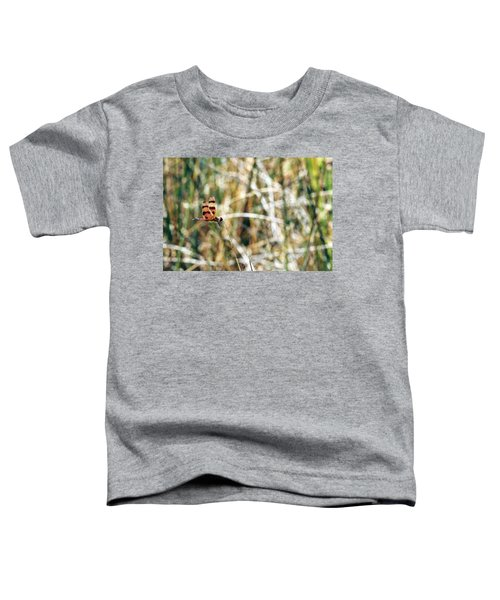 Red Dragonfly Toddler T-Shirt