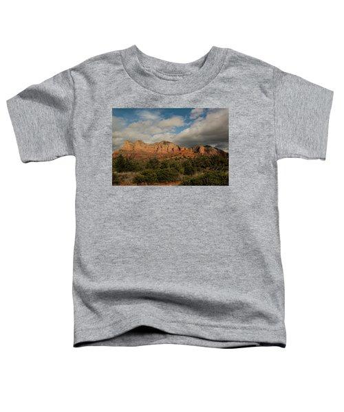 Red Rock Country Sedona Arizona 3 Toddler T-Shirt