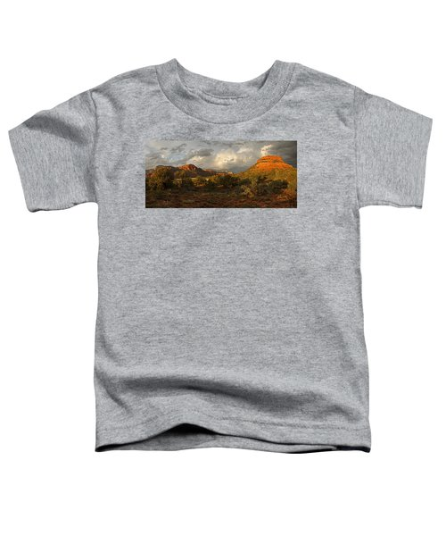 Red Rock Majesty Toddler T-Shirt