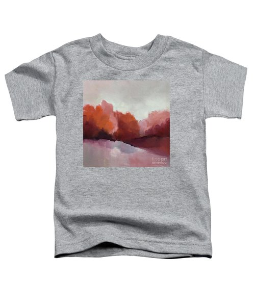 Red Valley Toddler T-Shirt