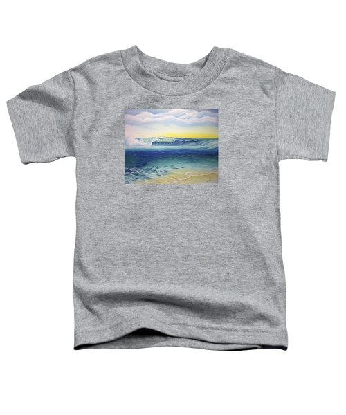 Reef Bowl Toddler T-Shirt