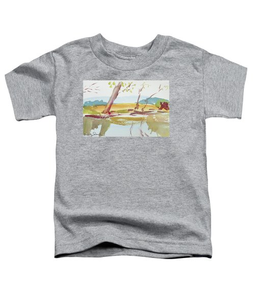 Quiet Stream Toddler T-Shirt