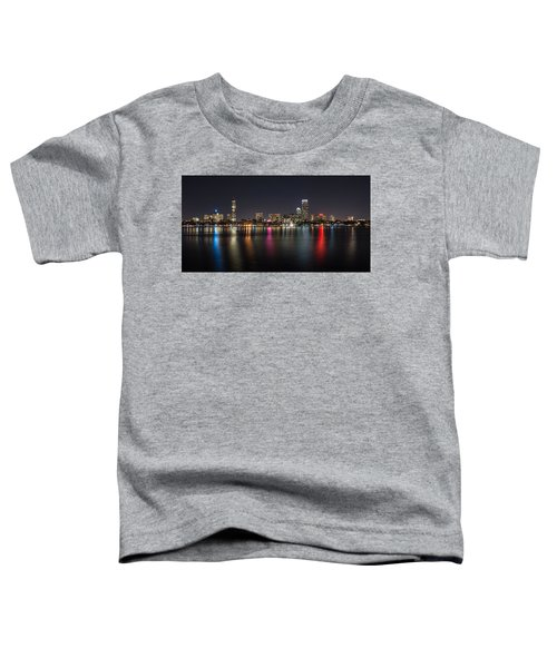 Reflections Of Boston Toddler T-Shirt
