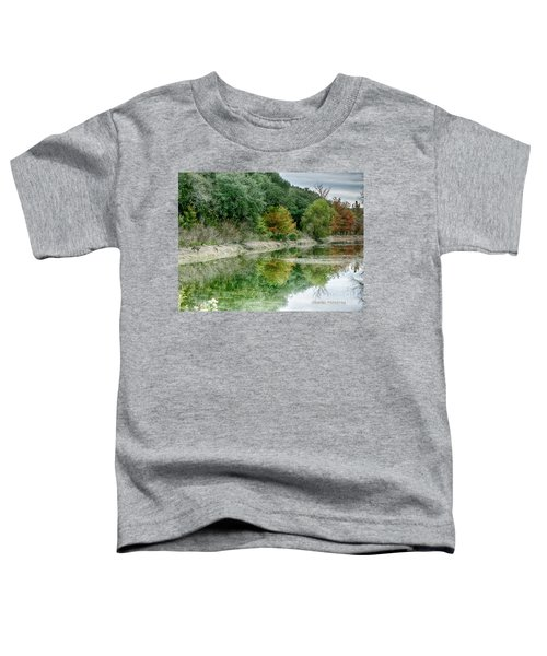 Reflections Of Fall Toddler T-Shirt
