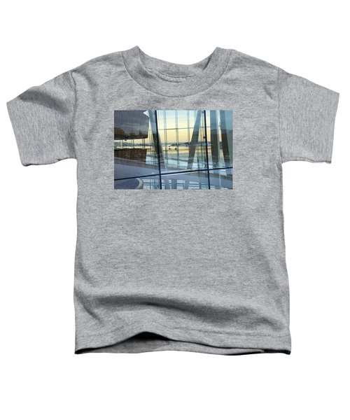 Reflections Of Oslo Toddler T-Shirt