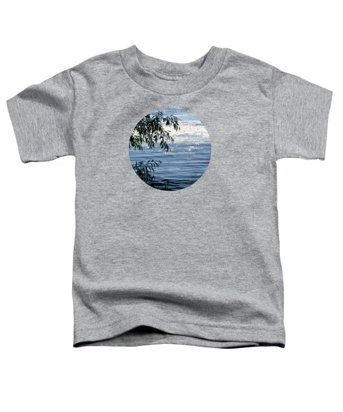 Reflections On The Lake Toddler T-Shirt