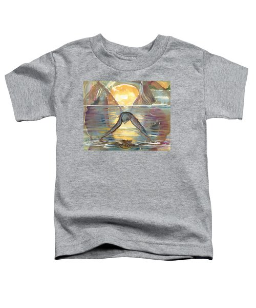Reflections Swallowed Toddler T-Shirt