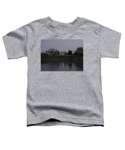 Reflective Pond Toddler T-Shirt