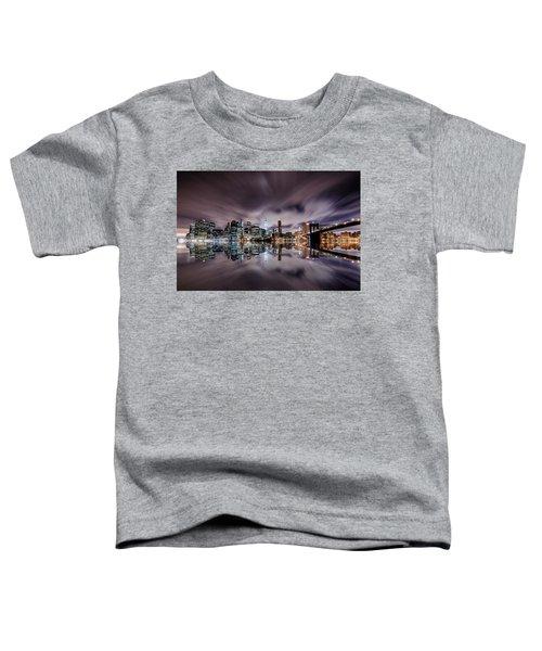 Reflector Adherence  Toddler T-Shirt
