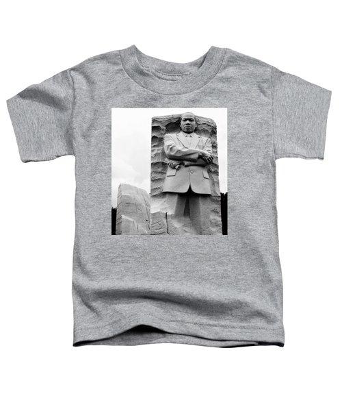 Remembering Mr. King Toddler T-Shirt