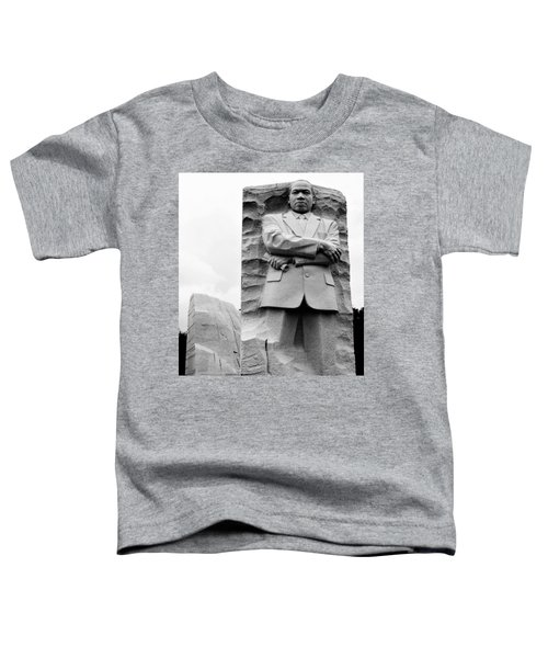 Remembering Mr. King Toddler T-Shirt