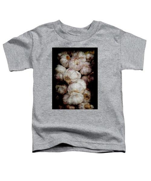 Renaissance Garlic Toddler T-Shirt