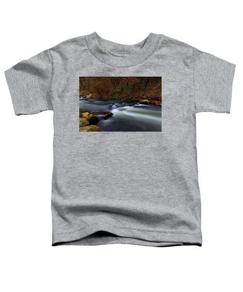 Resting By The Water Toddler T-Shirt