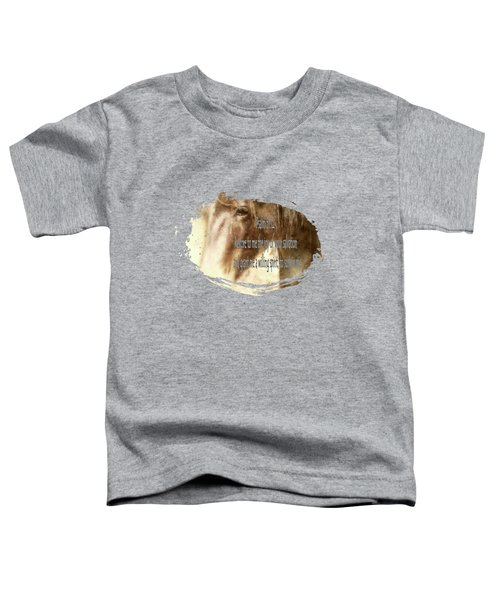Restoration - Verse Toddler T-Shirt