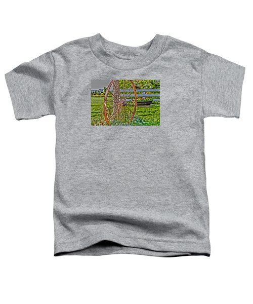 Retired Toddler T-Shirt