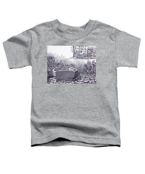 Retreat Toddler T-Shirt