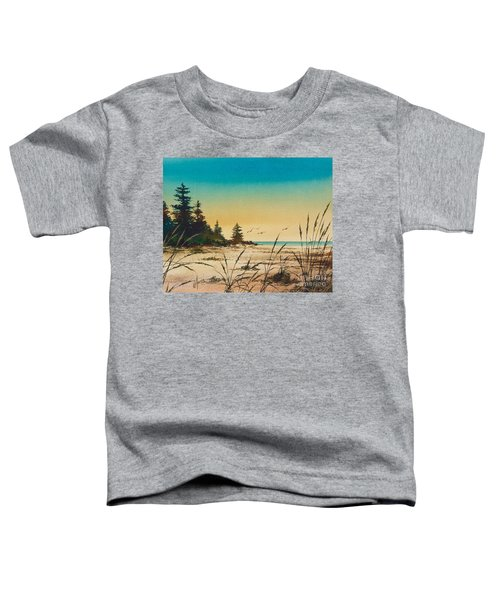 Return To The Shore Toddler T-Shirt