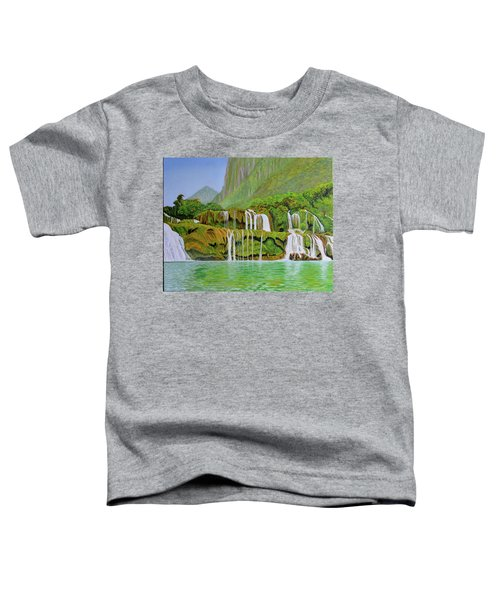 Returned To Paradise Toddler T-Shirt
