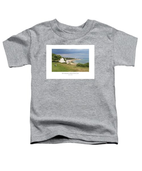 Returning From Cow Gap Toddler T-Shirt