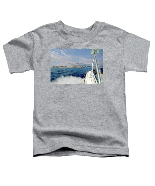 Returning To Port Toddler T-Shirt