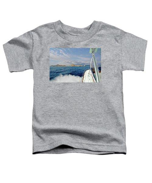 Returning To Port Toddler T-Shirt