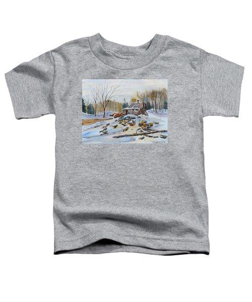 Reynold's Sugar Shack Toddler T-Shirt
