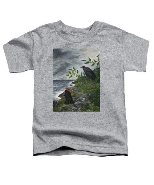Rhinne And Nightshade Toddler T-Shirt