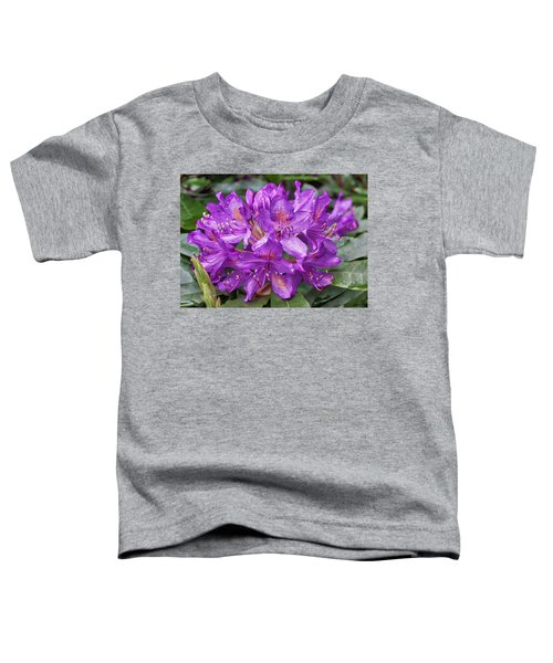 Rhododendron Toddler T-Shirt