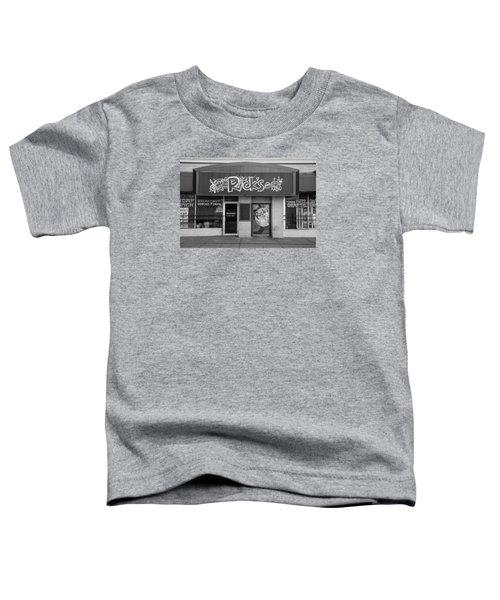 Rick's Cafe East Lansing  Toddler T-Shirt