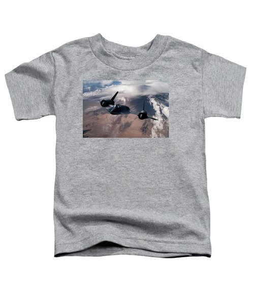 Rider Above The Storm Toddler T-Shirt