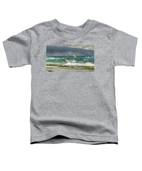 Riders On The Storm Toddler T-Shirt