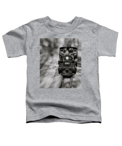 Riding The Railways Toddler T-Shirt