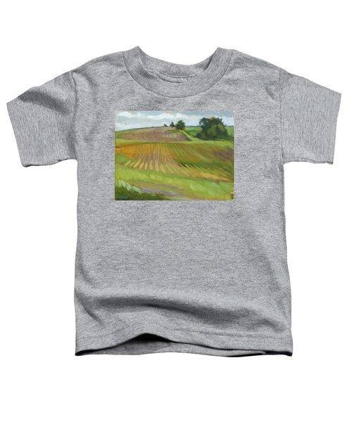 Rising Fields Toddler T-Shirt