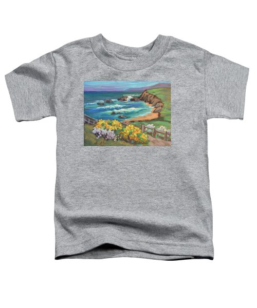 Ritz Carlton At Half Moon Bay Toddler T-Shirt